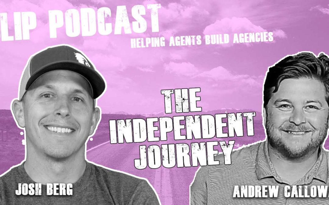 Episode 026 – The Independent Journey with Andrew Calloway