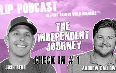 Episode 026a – Monthly check in 1 with Andrew Calloway