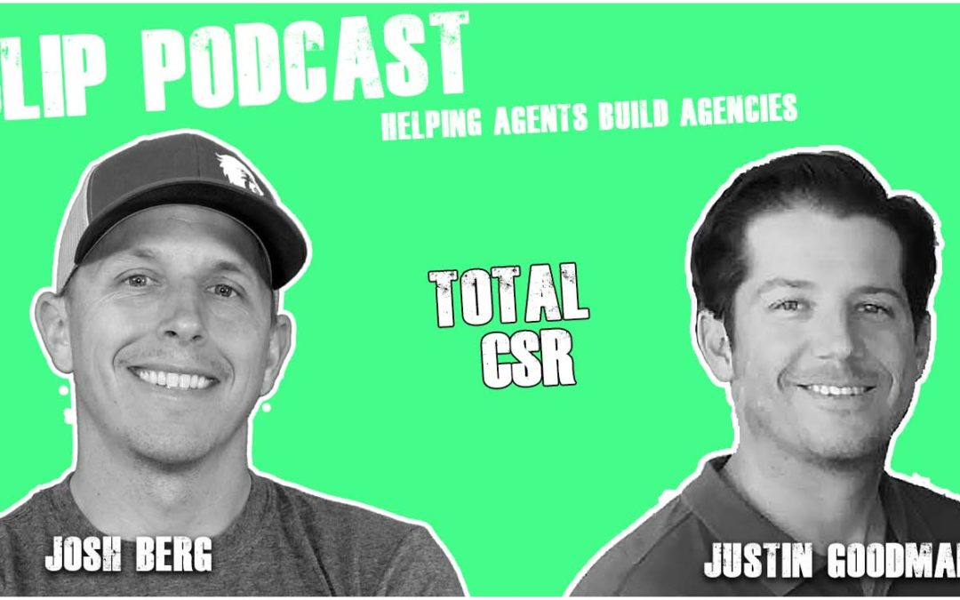 Episode 031 – Total CSR with Justin Goodman