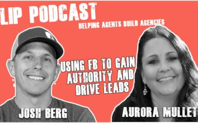 Episode 035 – Using FB groups to build authority and generate leads with Aurora Mullett