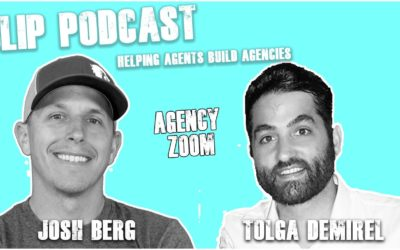 Episode 038 – Agency Zoom with Tolga Demirel